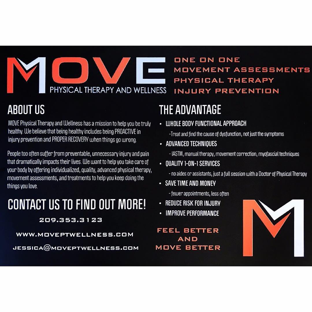 Who's looking for a movement screening from @moveptwellness?? She has 3 openings on feb. 26th (Monday), 2:30, 3:30, And 4:30pm. DM @moveptwellness or email her to book one of those three times
