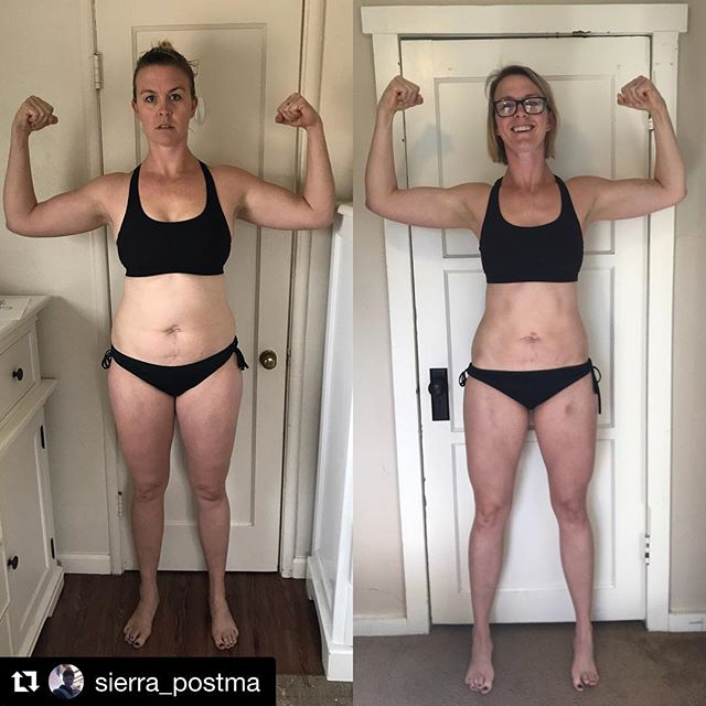 So many of us were inspired by sierra's amazing results, and as word spread around about how well the @rpstrength nutrition plan worked for her, a few of us decided to get back on the RP Train and start a new 90 day challenge! I'll be purchasing my new Cut plan this weekend and will be starting Monday alongside @mrsjrodriguez, @daniellefiscalini, and @angielapostma, and thought I'd invite you to join us and get into summer body shape! If you are interested, yet have questions, DM me or shoot me a text. If you are in and want to purchase your template, go to https://renaissanceperiodization.com/ and make sure to use our 20% off discount code 2018hiddenalley20 to get your 3 month template for $89!! Comment below if you're in @mrsjrodriguez @daniellefiscalini @angielapostma