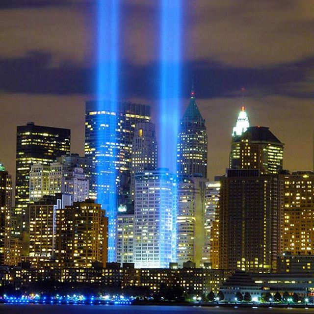 Honoring the 2,997 lives lost, and the 6,000 injured on this tragic day 17 years ago