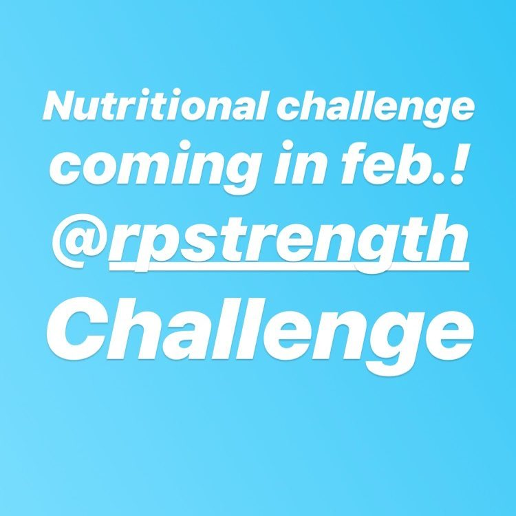🔥RP challenge coming to HAC🔥 • @rpstrength has always been a gym favorite here at HAC for a number of reasons: 1. Templates are not fixed, they are geared towards each body type 2. Loose regulations on what you eat, more about WHEN you eat and HOW MUCH you eat. 3. You get carbs 4. You gain tons of knowledge 5. You get carbs • If you need to get back on track, this is a great way of doing it! • Starts February 4th • Templates purchased at: renaissanceperiodization.com • Who's in?